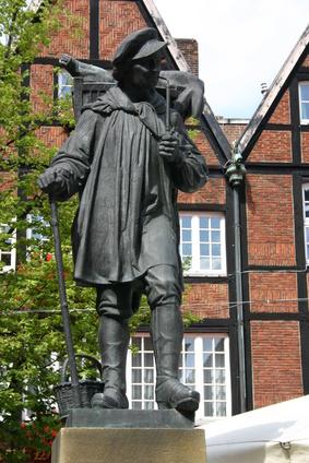 Der Kiepenkerl Unternehmensberater und Kommunikator aus dem Münsterland