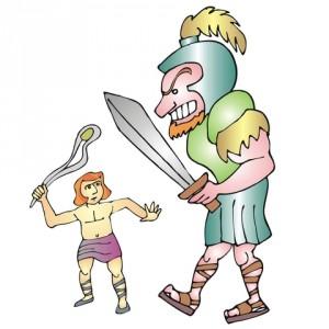 Bilderdienste und Bilddatenbanken wie Pixelio: David gegen Goliath beim Internetrecht