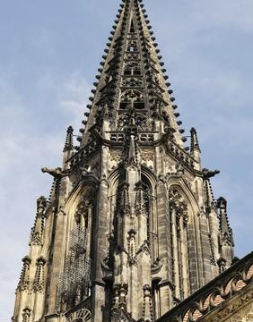 Neujahrsgebet 2012 – von dem Pfarrer der Kirche St. Lamberti zu Münster aus 1883