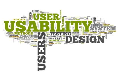 Usability der Webseite erhöhen