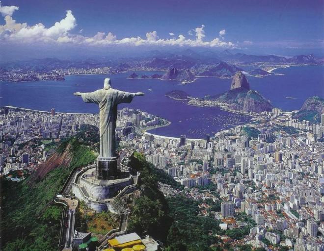 Brasilien eines der BRIC-Laender mit hohem Wachstum