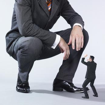 Fünf Don'ts als Führungskraft und Unternehmer in KMU