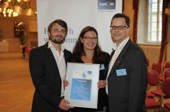 Cell's Kitchen - Neues Unternehmertum Köln - 1. Platz Businessplan Wettbewerb 2012
