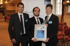 EvoSeal - Neues Unternehmertum Köln - 3. Platz Businessplan Wettbewerb 2012