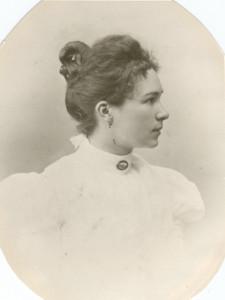 Mutter von Hubert Schuster: Elisabeth van de Lücht - Liebesbriefe