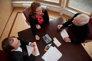 Video Unternehmensberatung: Gründercoaching bei justETF