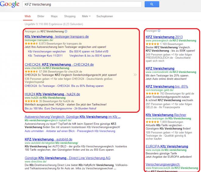 Inbound Marketing über Google
