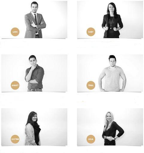erfolgreicher Unternehmer mit neuem Führungssystem Agentur Fleißig