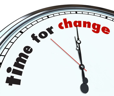 Time to Change in der Unternehmensstrategie