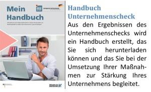 Handbuch zum INQA-Unternehmenscheck