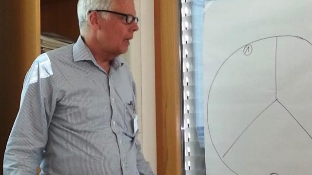 """Netzwerken am 3. """"Runden Tisch"""" bei Lambert Schuster"""