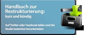 E-Book und Handbuch zur Restrukturierung im Unternehmen