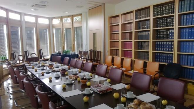 Runder Tisch Lambert Schuster in Köln, S&P Unternehmensberatung