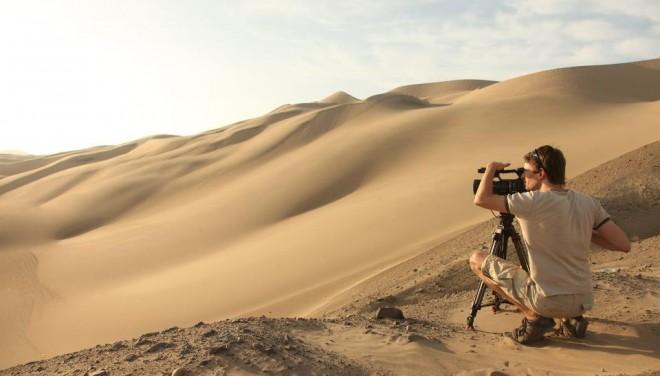 Unternehmensvideo und Webvideo: WSW-Media Filmproduktion & Fotografie beim Dreh eines Dokumentarfilms in Peru
