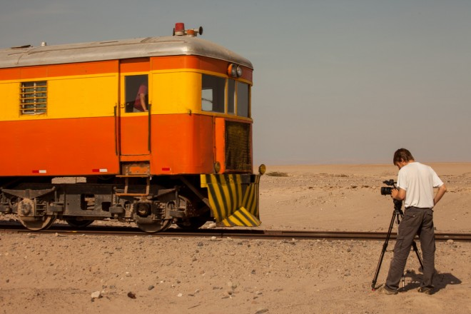 Unternehmensvideo und Webvideo-Produktion für ein Transportunternehmen in Peru