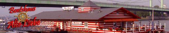 Bootshaus Alte Liebe in Rodenkirchen