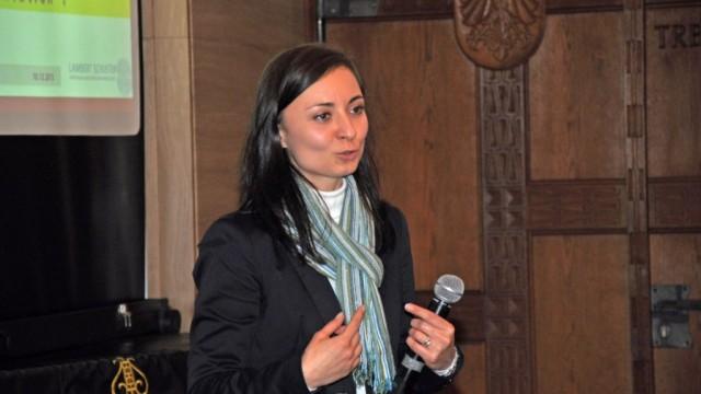 Dialog mit Izabela Szumska zur Preisbildung bei Scout in Münster