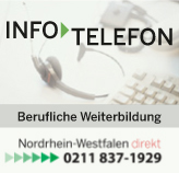 Bildungsscheck NRW Info Telefon
