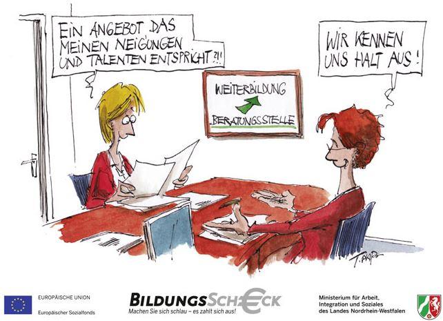 Der Bildungsscheck in NRW
