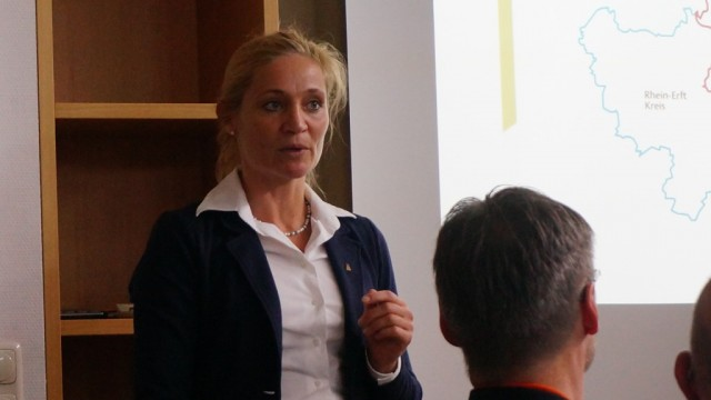Claudia Rettschlag, Regionalagentur Köln