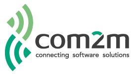 Logo von com2m GmbH