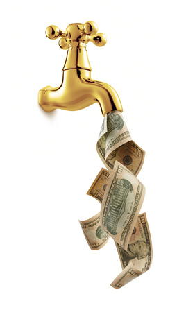 Kreditgespräch zut Liquidität