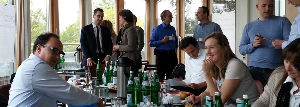 9. Runder Tisch bei Lambert Schuster mit Internetrecht und Akquiserecht