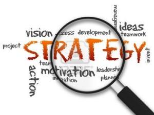 Clipart Strategie