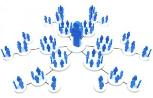 Clipart soziale Netzwerke