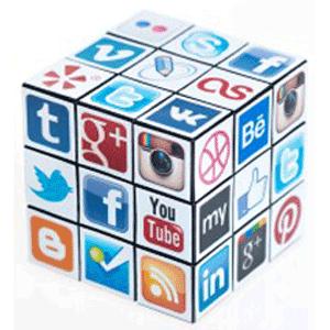 Werbung in sozialen Netzwerken