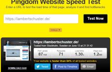 Schneller im Web: schnelle Ladezeiten für Ihre Website
