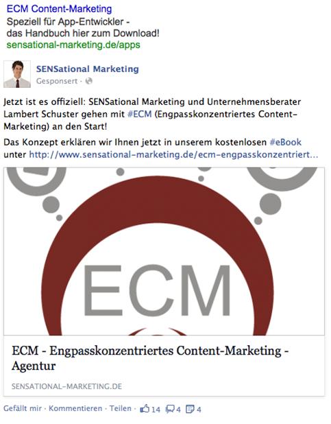 SMILE ECM Content-Marketing für App-Entwickler - Das Handbuch zum Download