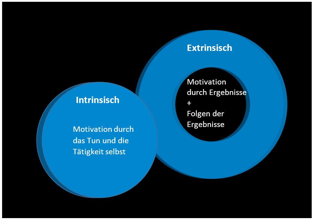 Mitarbeitermotivation intrinsisch und extrinsisch