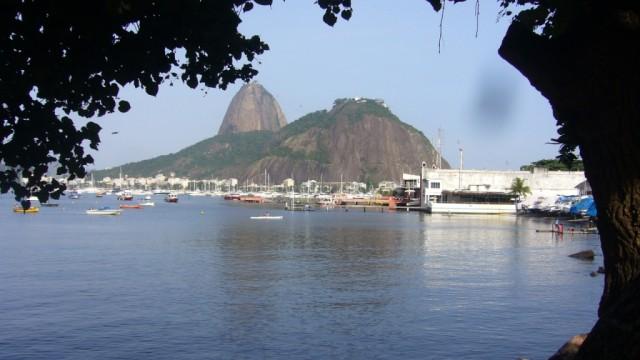 mit gutem Travel Management nach Rio de Janeiro
