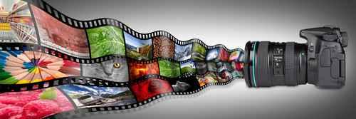 Das digitale Zeitalter in der Foto-Industrie