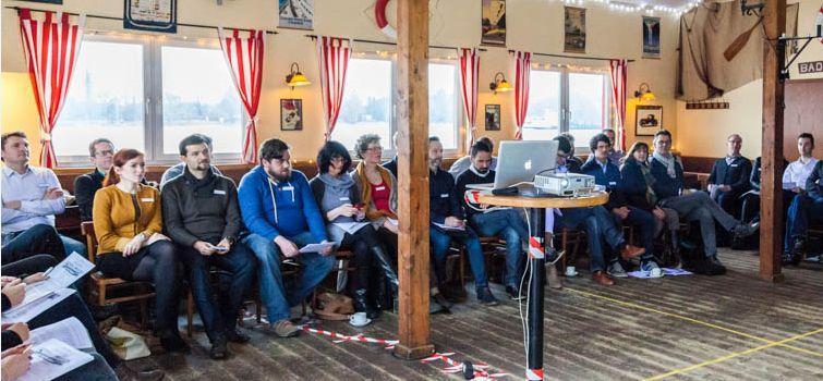 Veränderungen am 13. Runden Tisch Lambert Schuster in Rodenkirchen auf der Alten Liebe