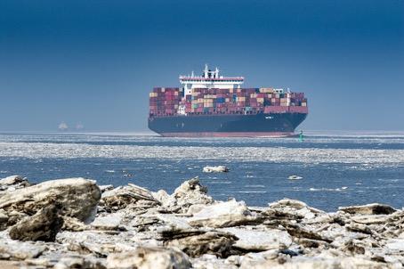 Schiff-Tanker